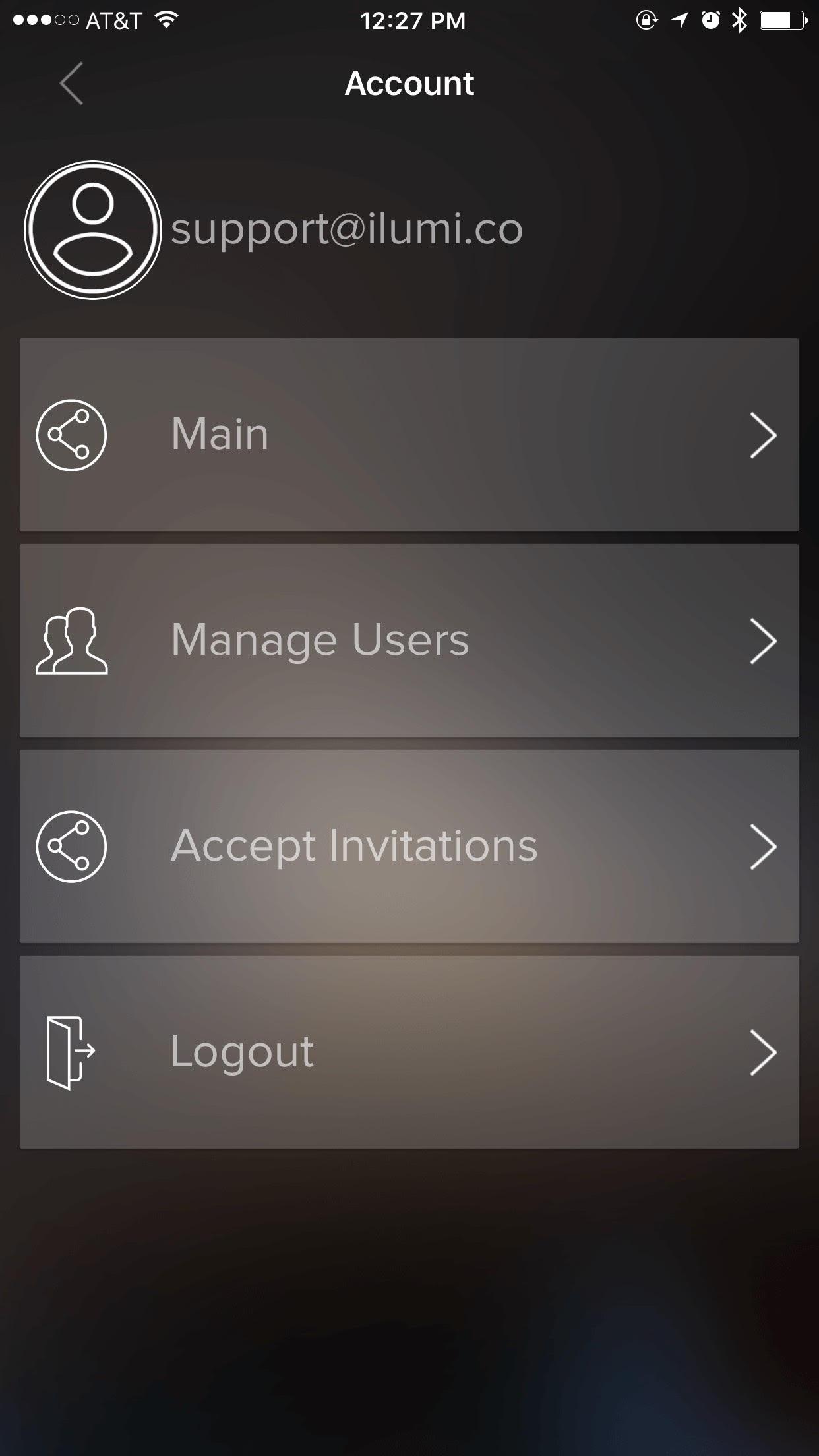 Sharing Access To Your Ilumi Ilumi Support Center